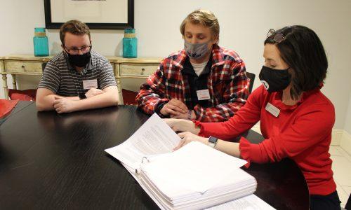 Applied Gerontology Students Begin First Internships